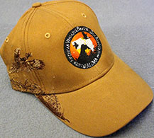 Dri Duck Hat with Logo - Brown
